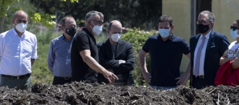 La Diputación de Castellón aspira a reconvertir las cinco plantas de purines con las que cuenta en la provincia con los fondos europeos de reconstrucción